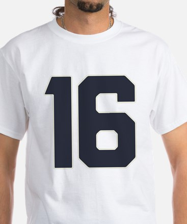 16 16th Sweet 16 Years Old T-Shirt