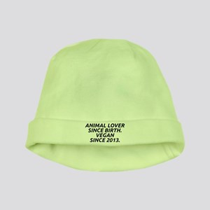 Vegetarian since 2013 - baby hat