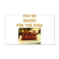 bacon Wall Decal