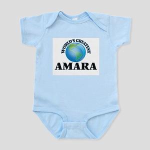 World's Greatest Amara Body Suit