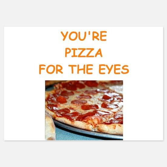 pizza Invitations