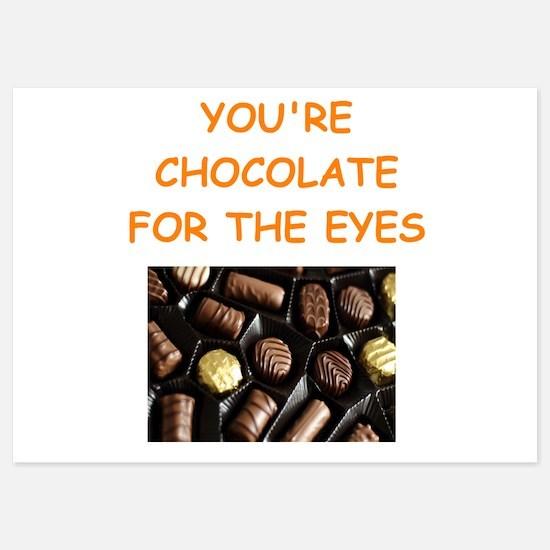 chocolate lover Invitations