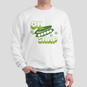 Oh Snap (Peas) Sweatshirt