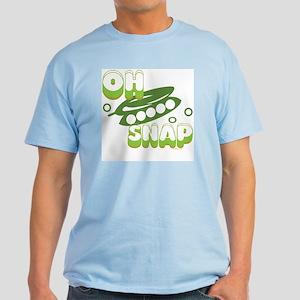 Oh Snap (Peas) Light T-Shirt