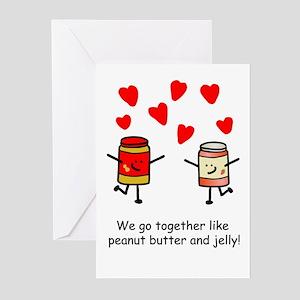 PB&J Greeting Cards (Pk of 10)