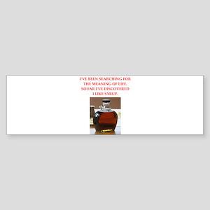 syrup Sticker (Bumper)