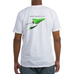 Outpost 13 Fitted T-Shirt