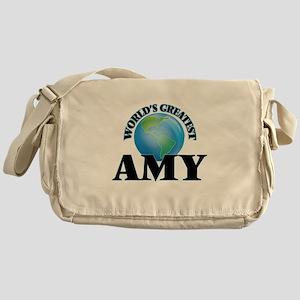 World's Greatest Amy Messenger Bag