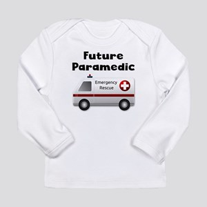 Future Paramedic Long Sleeve T-Shirt