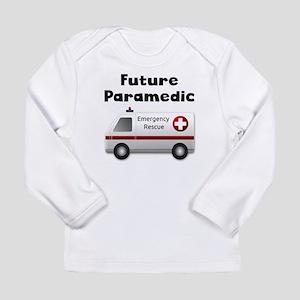 Future Paramedic Long Sleeve T-Shirt