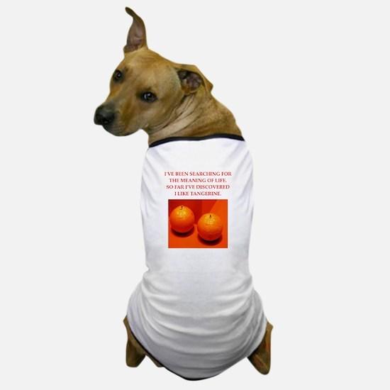 tangerine Dog T-Shirt