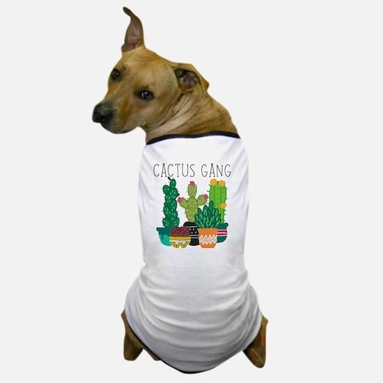 Funny Cactus Dog T-Shirt