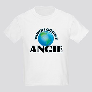World's Greatest Angie T-Shirt