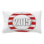 2015 LOGO Pillow Case