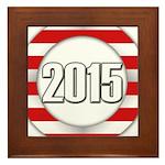 2015 LOGO Framed Tile