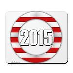 2015 LOGO Mousepad