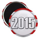 2015 LOGO Magnets