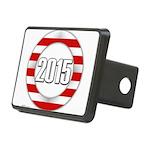 2015 LOGO Rectangular Hitch Cover