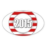 2015 LOGO Sticker