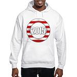 2015 LOGO Hoodie Sweatshirt