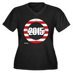 2015 LOGO Plus Size T-Shirt