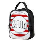 2015 LOGO Neoprene Lunch Bag