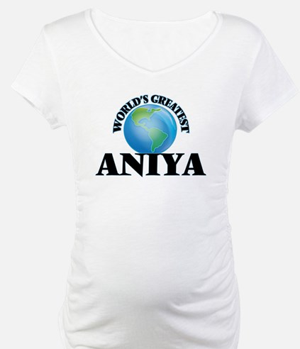 World's Greatest Aniya Shirt