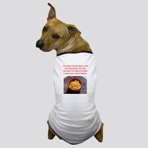 macaroni and cheese Dog T-Shirt