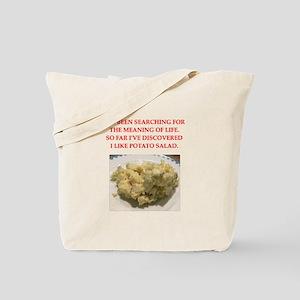 potato salad Tote Bag