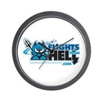 Flights From Hell Wall Clock