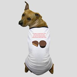 peanut butter cup Dog T-Shirt