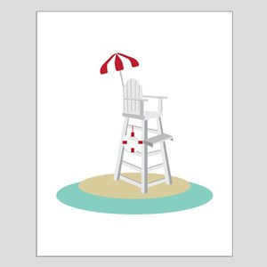 Lifeguard Stand Posters