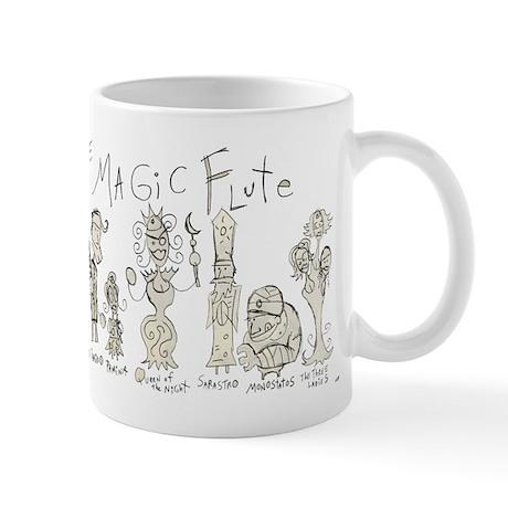 The Magic Flute: The Mug