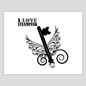 I Love Steampunk Posters
