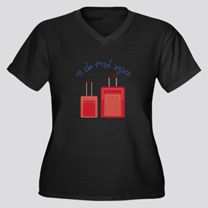 On The Road Again Plus Size T-Shirt