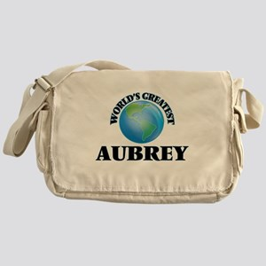 World's Greatest Aubrey Messenger Bag