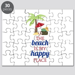 My Happy Place Puzzle