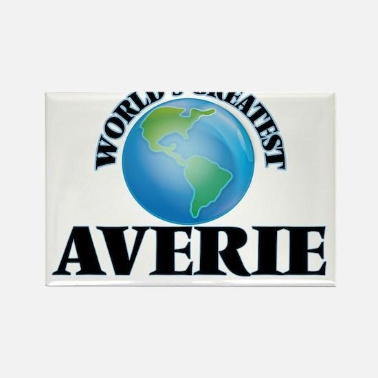 World's Greatest Averie Magnets