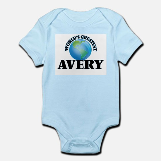 World's Greatest Avery Body Suit