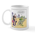 Flying Saucers Mug