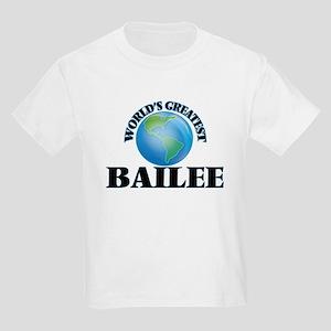 World's Greatest Bailee T-Shirt