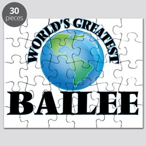 World's Greatest Bailee Puzzle