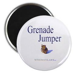 Grenade Jumper Magnet