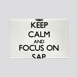 Keep Calm and focus on Sap Magnets