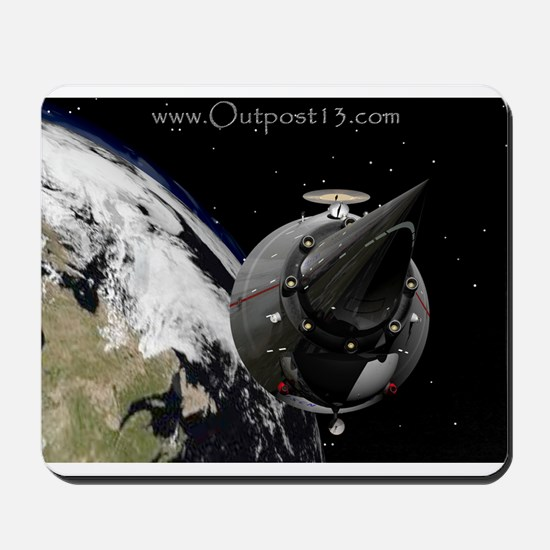 Outpost 13 Mousepad