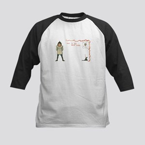 You is my best girl Baseball Jersey