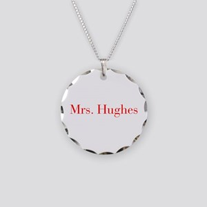 Mrs Hughes-bod red Necklace