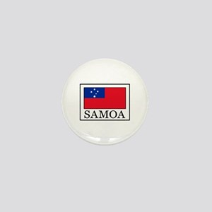 Samoa Mini Button