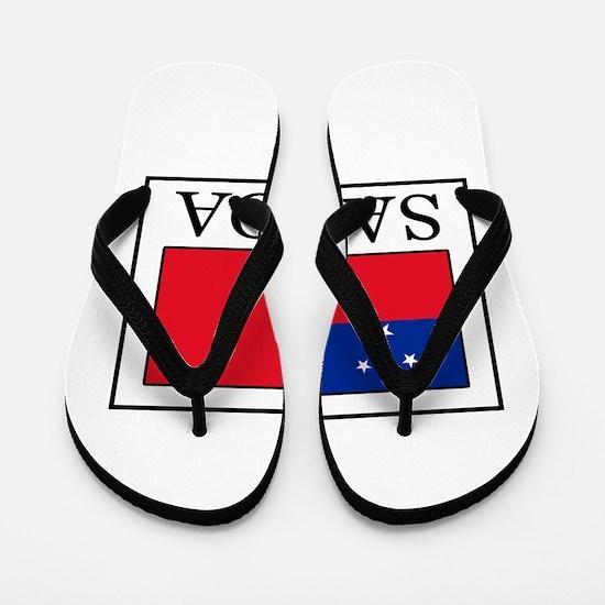 Samoa Flip Flops