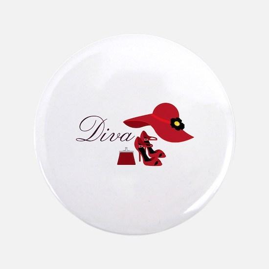 """Diva 3.5"""" Button"""